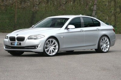 2010 BMW 5-Series by Hartge