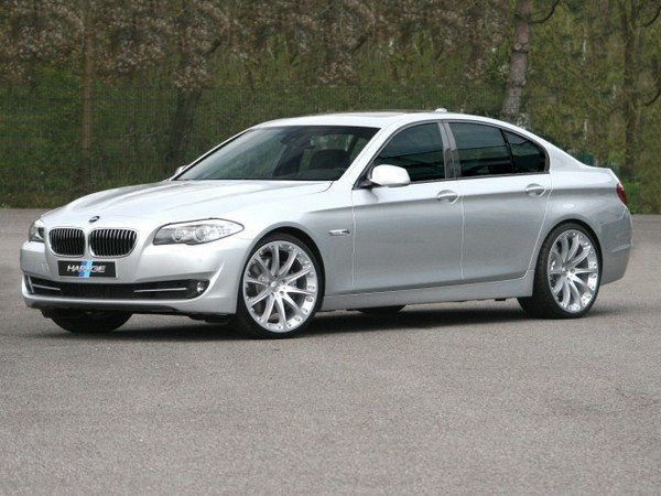 bmw 5-series by hartge picture