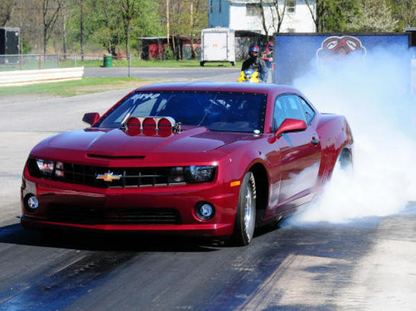 Dodge Ram Trucks For Sale >> Camaro Dragster Runs The Quarter-mile In 8 Seconds | car News @ Top Speed
