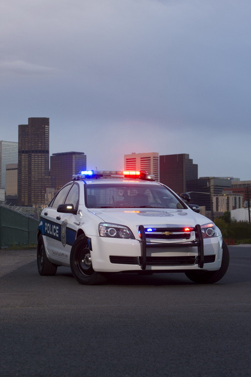 2011 Chevrolet Caprice Police Car High Resolution Exterior - image 366827