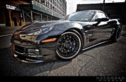 Chevrolet Corvette ZR1 by D2Forged