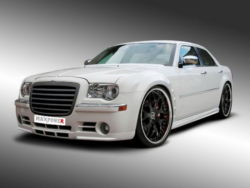 2010 Chrysler 300C by MaxPower