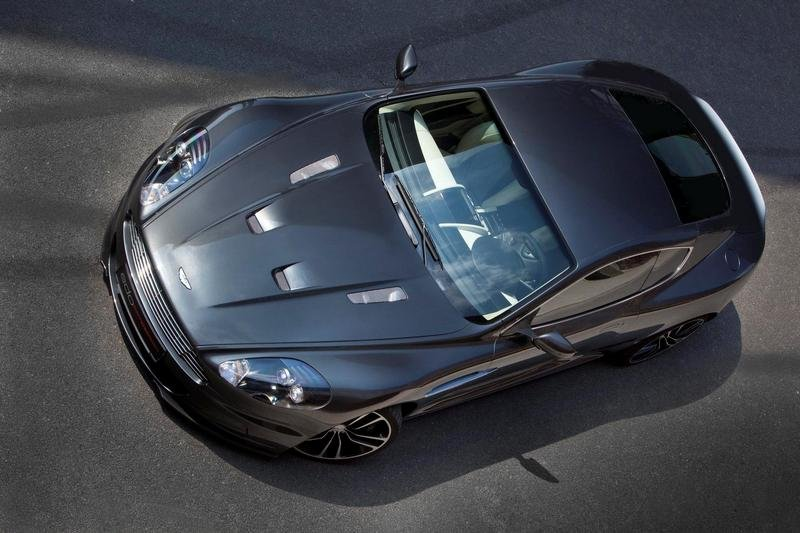 Edo Competition transforms an Aston Martin DB9 into a DBS