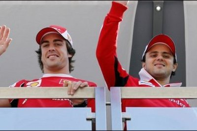 Felipe Massa resigns with Scuderia Ferrari