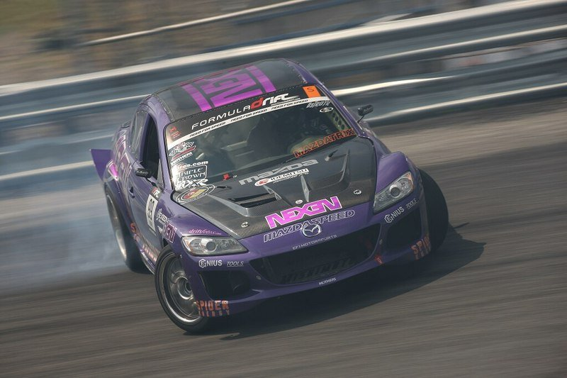 Formula Drift New Jersey