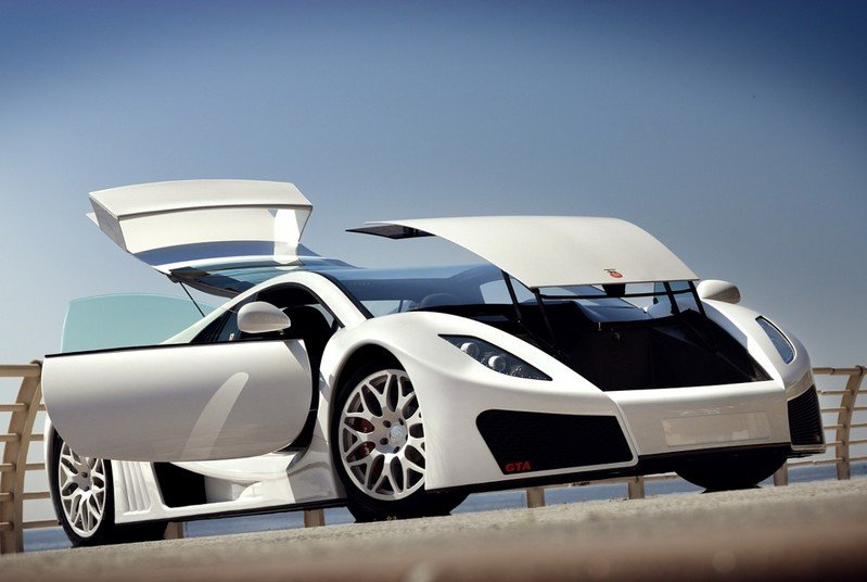 GTA Spano - new photo session