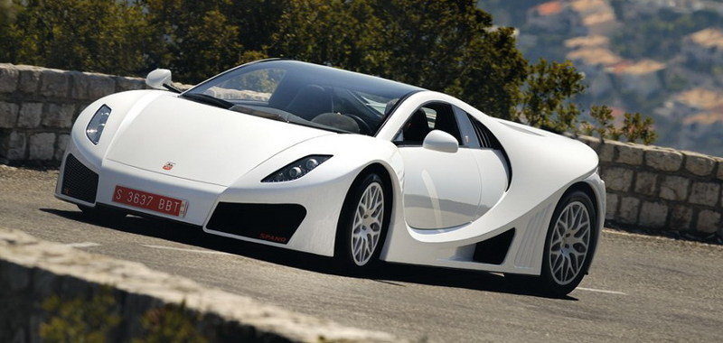 GTA Spano priced at $725,000