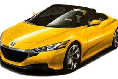 Honda prepares compact roadster for 2014
