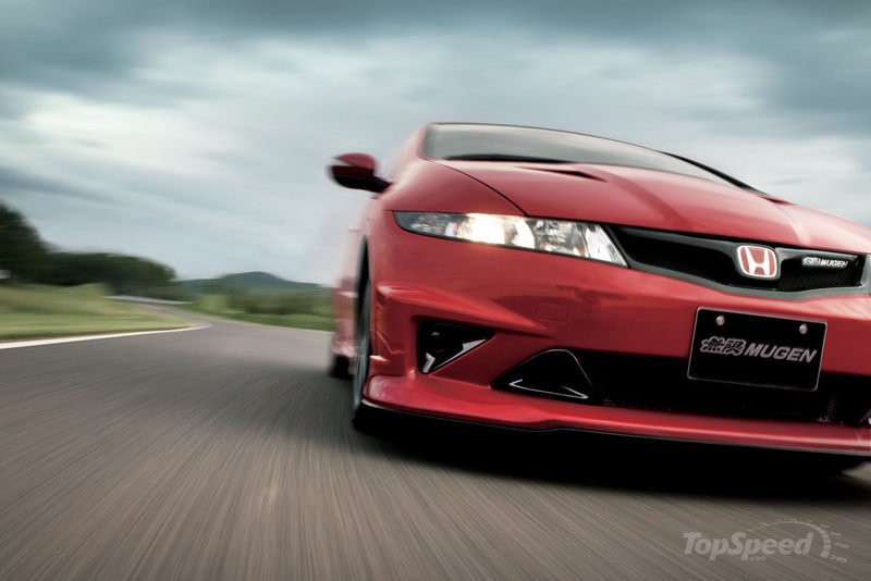 Honda's UK dealerships will begin to offer MUGEN tuning parts