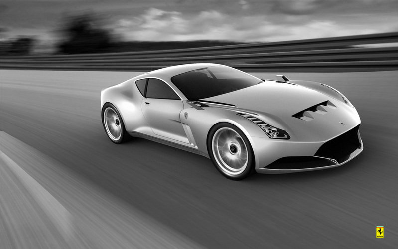 How about a Ferrari 612 GTO?