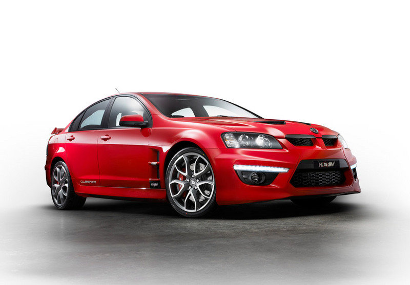 2010 HSV ClubSport 20th Anniversary Edition