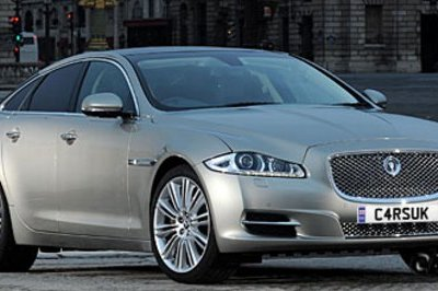 2011 Jaguar XJ Supersport Diesel