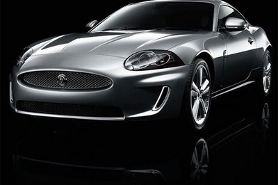 2010 Jaguar XK Coupe 75th Anniversary Edition