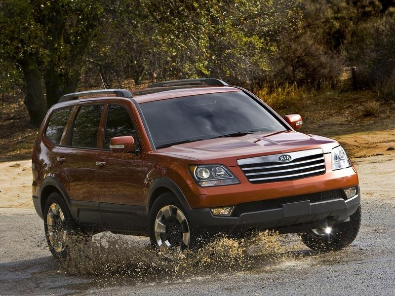 Kia Borrego to return to US market as a 2011 model?