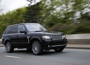 Range Rover Autobiography Black Limited Edition