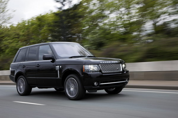 Range Rover Autobiography 2010 >> 2010 Range Rover Autobiography Black Limited Edition Review Top