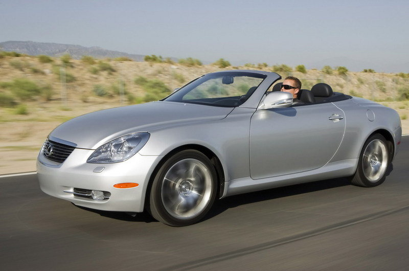 Lexus SC430 production ends
