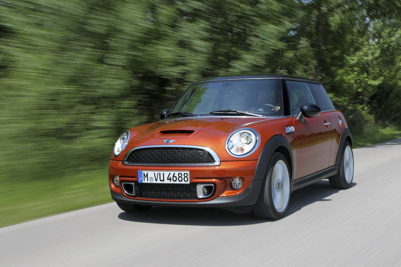 2011 Mini Cooper S High Resolution Exterior - image 367261