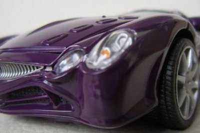 Mitsuoka Orochi has been immortalized into a Transformers toy