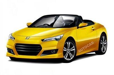 More details on the future Honda S2000