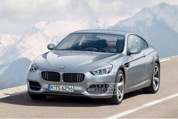 next generation bmw 6 series rendered car news top speed. Black Bedroom Furniture Sets. Home Design Ideas