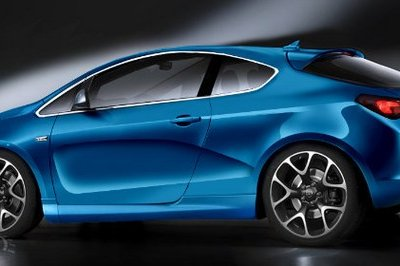 Next Vauxhall Astra VXR to have 300hp