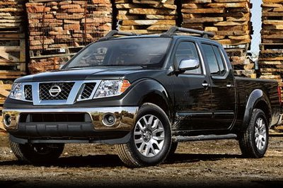 Nissan to upgrade Titan and Frontier for 2011 Exterior - image 367536
