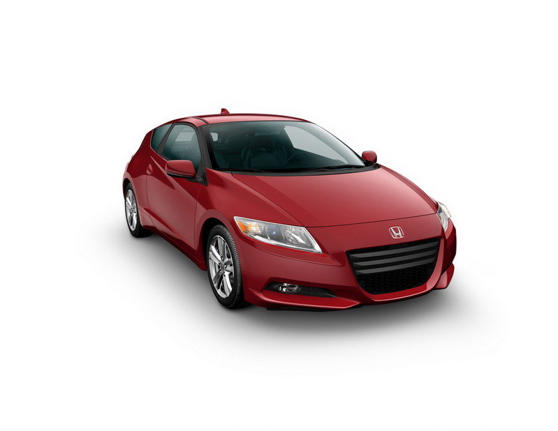 No SI or electric versions for the Honda CR-Z