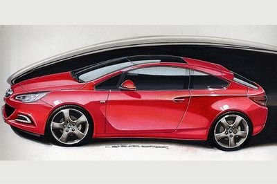 More details on the future Opel Astra Sports Coupe
