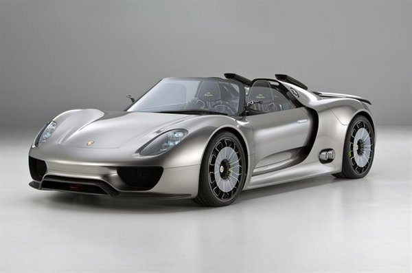 porsche 918 spyder into production official debut at pebble beach car news. Black Bedroom Furniture Sets. Home Design Ideas