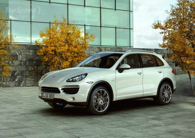 Porsche to use 3.0-liter V6 in Chinese Cayenne