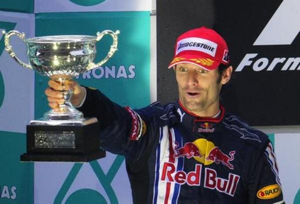 red bull retains mark webber for the 2011 f1 season picture