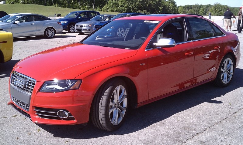 Audi s4 reviews specs prices top speed review 2010 audi s4 sciox Images