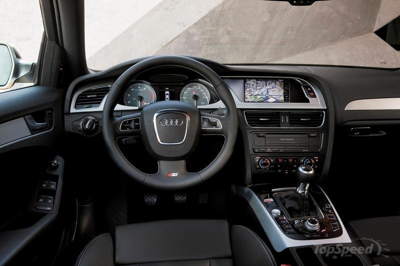 Review: 2010 Audi S4