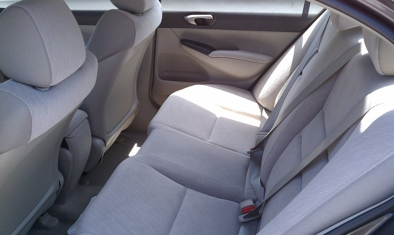 Review: 2010 Honda Civic Sedan LX