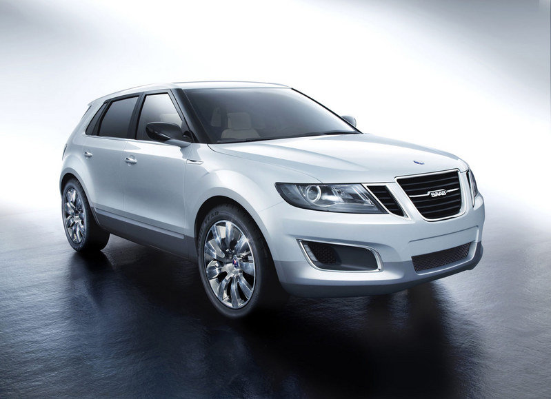 Saab 9-4X Crossover to be revealed later this year