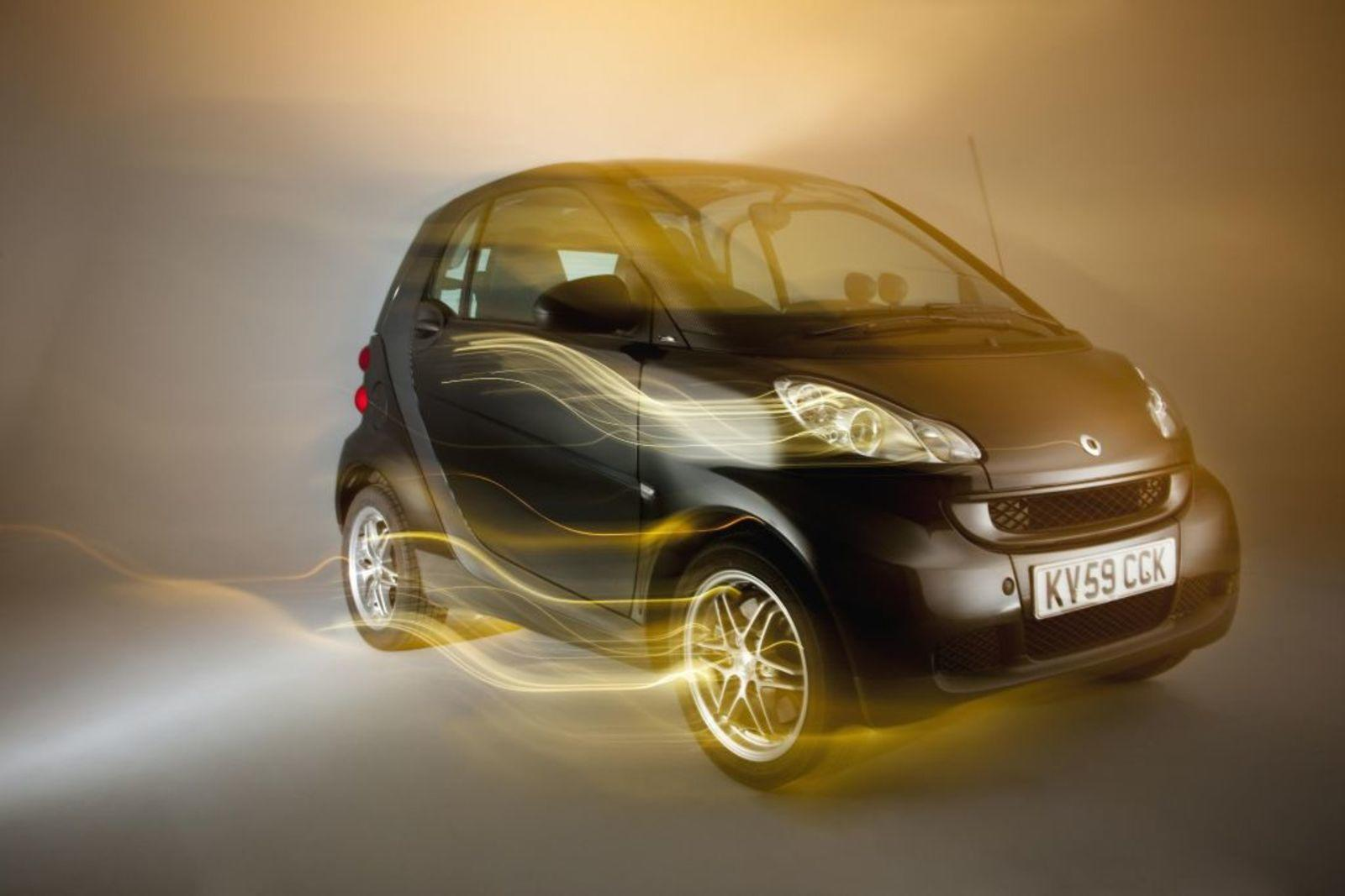 Merveilleux 2010 Smart Fortwo ICE Edition