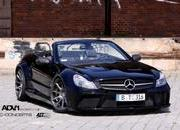 Mercedes SL65 Black by TC-Concepts