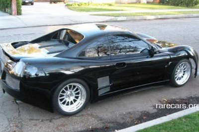 Toyota MR2 turned into a Gumpert Apollo!