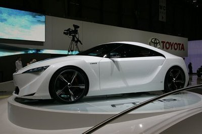Toyota to launch new Supra and MR2