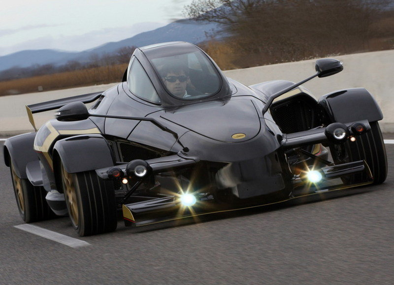 Tramontana prepares R racing version