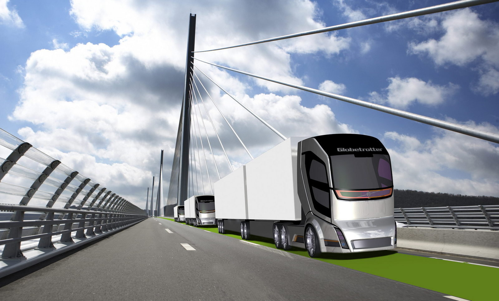 Volvo Concept Truck 2020 - Picture 364061 | truck review ...
