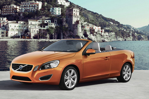 volvo prepares c60 convertible for 2013 picture