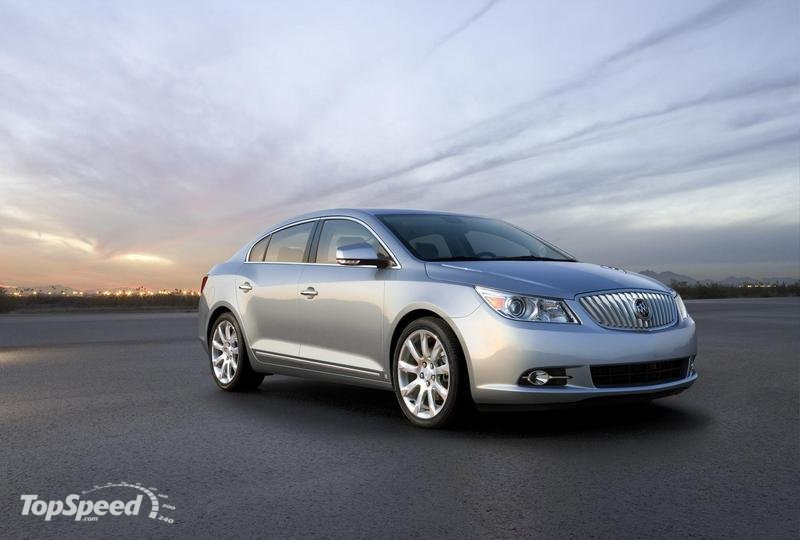 100,000th Buick Lacrosse sold in China