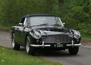 1965 Aston Martin DB5 Vantage Convertible auctioned for $830K - image 368211