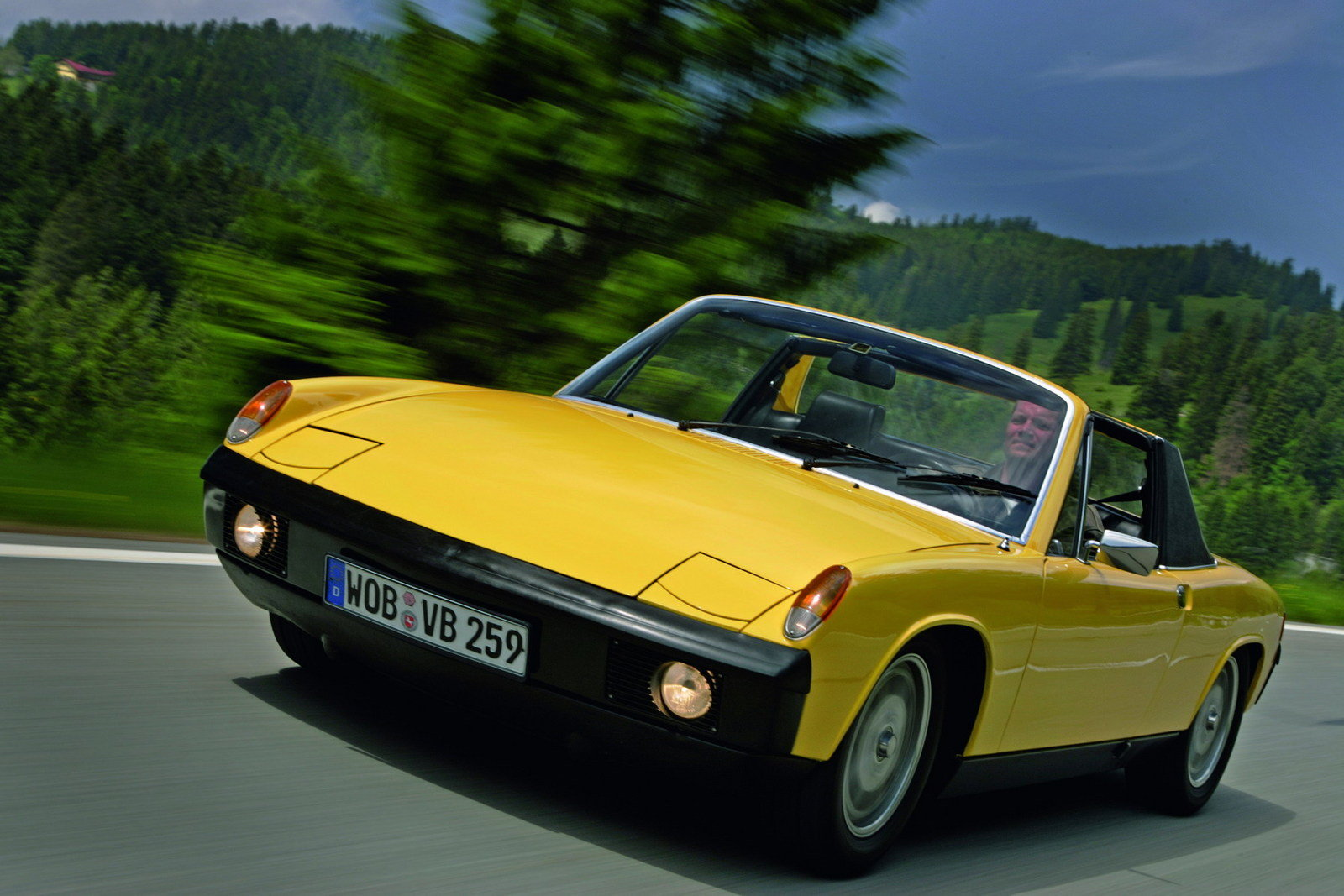 1969 1976 porsche 914 picture 368198 car review top speed. Black Bedroom Furniture Sets. Home Design Ideas