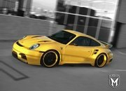 Porsche 911 Turbo by Misha