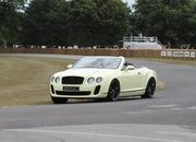2011 Bentley Continental Supersports Convertible - image 368200