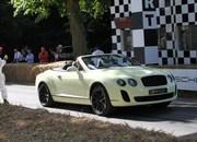 2011 Bentley Continental Supersports Convertible - image 368206