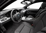 2011 BMW 5-Series sedan M-Sport package - image 367760